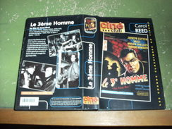 """Rare Film : """" Le 3 ème Homme  """" - Crime"""