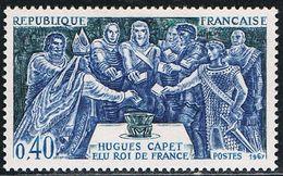 FRANCE : N° 1537 ** (Hugues Capet) - PRIX FIXE - - Frankrijk