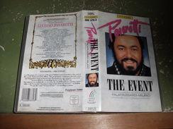 """Rare Film : """" The Event  """" Pavarotti - Concert Et Musique"""