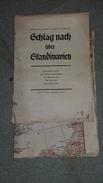 Carte Allemande - 1939-45