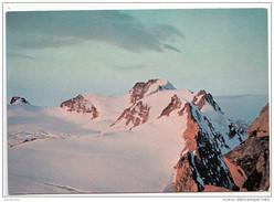 Valle D ' Aosta COGNE Il Gran Paradiso Dalla Vetta Dell ' Herbetel - Aosta