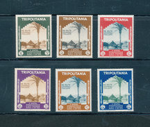 TRIPOLITANIA TRIPOLITAINE 1934 - MOSTRA/EXPO COLONIALE ** 2 Serie/séries PO + PA - Tripolitania