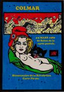 CPM LARDIE JIHEL Tirage Limité En 30 Exemplaires Signés Salon De COLMAR érotisme Révolution 1989 Pin Up - Lardie