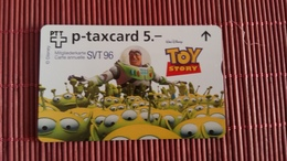 Private Card Toy Story 610 L (Mint,Neuve) Only 650 Made Very Rare - Schweiz