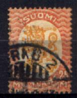 Finlandia 1928 Unif.133 O/Used VF/F - Usati