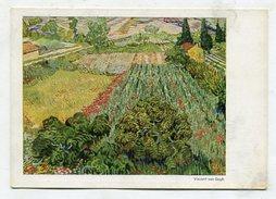 PAINTING - AK291633 Vincent Van Gogh - Mohnfeld - Malerei & Gemälde