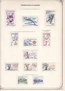 Tchécoslovaquie - Collection Vendue Page Par Page - Timbres Oblitérés / Neufs *(avec Charnière) -Qualité B/TB - Tschechoslowakei/CSSR