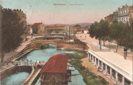 Narbonne-les Trois Ponts-ecluses - Narbonne