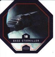 18 BASE STARKILLER 2016 STAR WARS LECLERC COSMIC SHELLS - Episode II