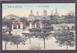 Old/Antique? Postcard Of Schloss Bensberg,Bensberg,Hesse, Germany.,N54. - Boppard