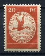99309) DEUTSCHES REICH Flugpost # II Gefalzt Aus 1912, 20.- € - Deutschland