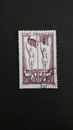 FRANCE:1943 Aux Profit Du Secours National Timbre N° 579 Oblitérés - Used Stamps