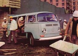 Volkswagen Bus T2a - 1970   -  CPM - Toerisme