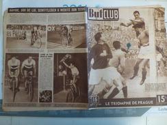 But Et Club 14 Juin 1948 Football Prague Cyclisme Ange Le Strat Tour De Suisse Kubler Limoges Paris  Caput Boxe Zale - Sport