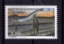 N* 581 NEUF** - St.Pierre Et Miquelon
