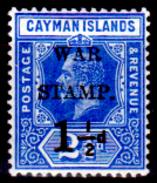 Cayman-010 - 1917-19 - (++) MNH - Privo Di Difetti Occulti. - Cayman (Isole)