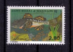 N* 580 NEUF** - St.Pierre Et Miquelon