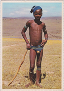 Afrique  ;  Du  Sud :  Jeune  Garçon - Afrique Du Sud