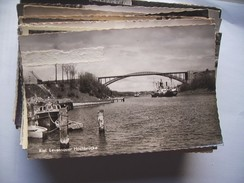 Duitsland Deutschland Schleswig Holstein Kiel Hochbrücke Levensauer - Kiel