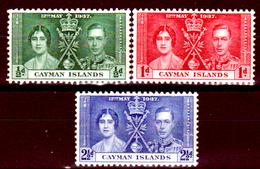 Cayman-012 - 1937 - (++) MNH - Privi Di Difetti Occulti. - Cayman (Isole)