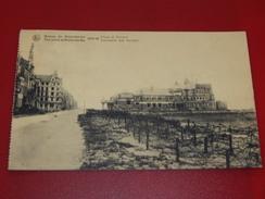 MILITARIA - MIDDELKERKE - Ruines  -  Digue Et Kursaal  -  1914-1918 - War 1914-18