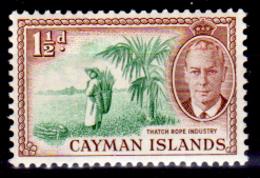 Cayman-013 - 1938-47 - (++) MNH - Privo Di Difetti Occulti. - Cayman (Isole)