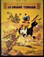Derib + Job - YAKARI N° 7 - Yakari , Le Grand Terrier - Casterman - ( E.O 1982 ) . - Yakari