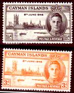 Cayman-014 - 1946 - (++) MNH - Privi Di Difetti Occulti. - Cayman (Isole)