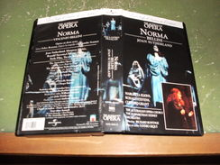 "Rare Film : ""  The Australian Opéra : Norma  "" - Concert Et Musique"