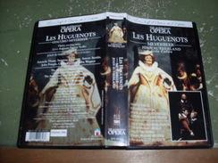 """Rare Film : """"  Les Huguenots  """" - Concert & Music"""