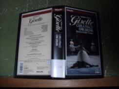 """Rare Film : """"  Giselle   """" - Musikfilme"""