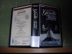 "Rare Film : ""  Giselle   "" - Musicals"
