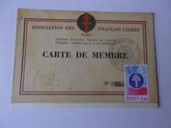 FRANCE (1976) Association Des Français Libres - Non Classificati