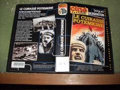 "Rare Film : ""  Le Cuirassé Potemkine  "" - Storia"