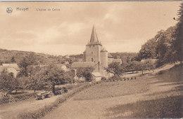 Houyet - L'Eglise De Celles (attelage, Nels) - Houyet