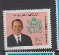 Maroc YV 760 MNH 1976 Hassan 2 - Morocco (1956-...)