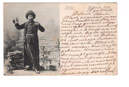 Georgie Urss Cccp Tiflis Tbilissi Grousinien + Timbre Russe Russie Cachet 1906 - Géorgie