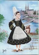 CPM - La Bretagne - Costume De Quimper - Bretagne