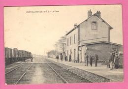 28 Eure Et Loir Clevilliers La Gare - Autres Communes