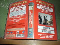"""Rare Film : """" Les Affaires Sont Les Affaires  """" - Comedy"""