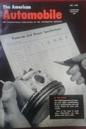 The American Automobile Juillet 1960 Argonaut Smoke, Maintenance Tips Pour Renault 4 CV Et Dauphine - Magazines & Newspapers