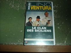 """Rare Film : """" Le Clan Des Siciliens """" - Crime"""
