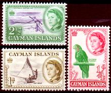 Cayman-021 - 1962 - (+) LH - Privi Di Difetti Occulti. - Cayman (Isole)