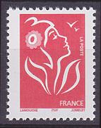 Timbre Neuf ** N° 3734a(Yvert) France 2005 - Marianne De Lamouche ITVF - 2004-08 Marianne De Lamouche