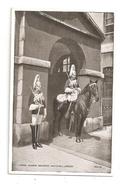 Horse Guards Sentries,Whitehall London--Cheval (B.6487) - Londres