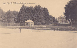 Houyet - Château D'Ardenne - Tennis Courts (animée, Hôtel Du Château D'Ardenne) - Houyet