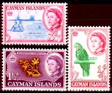 Cayman-022 - 1962 - (+) LH - Privi Di Difetti Occulti. - Cayman (Isole)