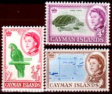 Cayman-023 - 1962 - (+) LH - Privi Di Difetti Occulti. - Cayman (Isole)