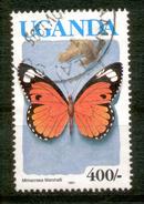 Uganda 1991 - Michel Nr. 1019 O - Uganda (1962-...)
