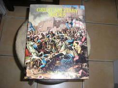 GREAT MILITARY SIEGES / VEZIO MELEGARI - Histoire
